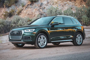 2019 Audi Q5 Test Drive Review: Taking Competence To The Next Level