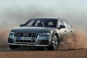 2020 Audi A6 Allroad First Look Review: Sweet Wagon Revenge
