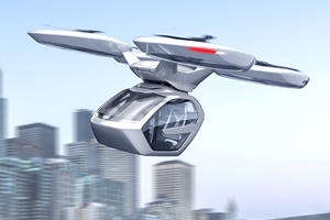 Audi's Flying Car Fails To Take Off