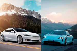 Porsche Taycan 4S Vs. Tesla Model S: How Do They Compare?