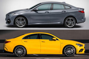 Mercedes CLA Vs. BMW 2 Series Gran Coupe: Battle Of The Four-Door Coupe