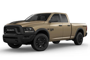 2019 Ram 1500 Classic Warlock Receives A Cool New Package