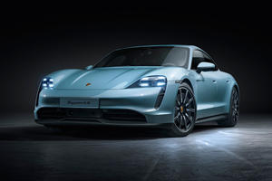 2020 Porsche Taycan 4S First Look Review: Porsche's Entry-Level EV