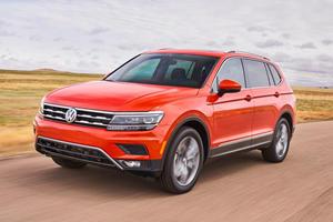 2020 Volkswagen Tiguan Gets Price Increase