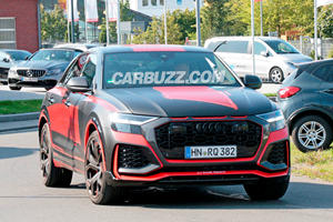 This Is When The Hardcore Audi RS Q8 Will Arrive