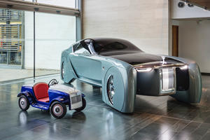 This Is The Smallest Car Rolls-Royce Has Ever Built