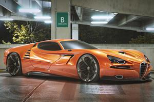 Alfa Romeo Needs To Build This Stunning Supercar