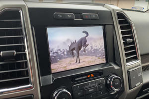 Check Out the 2021 Ford Bronco Startup Screen
