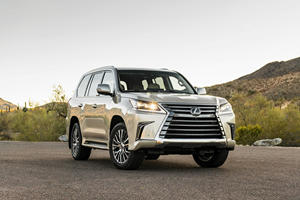 Is A Lexus LX600 Coming?