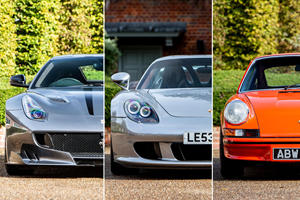 Jamiroquai's Jay Kay Selling A Trio Of Stunning Supercars