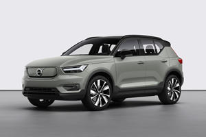 2020 Volvo XC40 Recharge First Look Review: 400-HP Electric Punch
