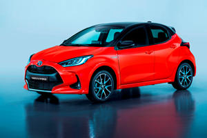 The European Toyota Yaris Is Nothing Like The American One