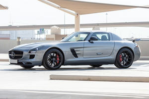 There's Something Very Special About This Mercedes-AMG SLS
