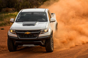 Chevrolet Colorado ZR2 Prices Are Lower Than Ever Right Now