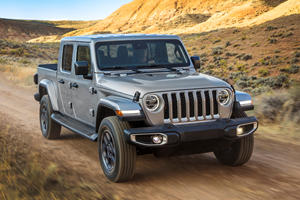 Jeep Tempts Customers With Gladiator Discount