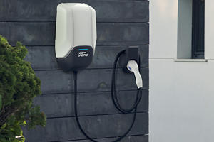 Ford Makes Sure Charging Your Electric Car Will Be Easy
