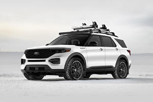 Ford Shows Family SUVs Can Be Cool