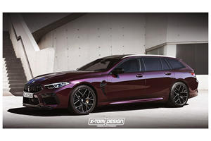 BMW M8 Wagon Would Be A Thing Of Beauty