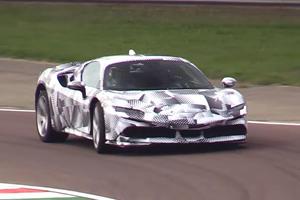 Is Ferrari Preparing An Even Faster SF90 Stradale?
