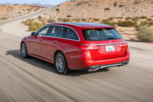Beware: The Spoiler On Your Mercedes Wagon Might Fall Off