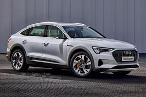 Audi e-Tron Sportback Will Look Exactly Like This