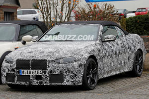 Take A Closer Look At The New BMW M4 Convertible