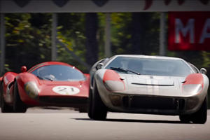 Check Out The Epic Racing Action In 'Ford V. Ferrari'