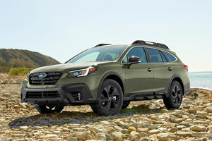 Subaru Outback Dominates What Competitors Abandoned