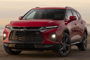 There's A Problem With Chevrolet Blazer Production