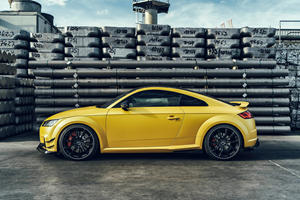 2019 Audi TT RS Transformed Into 450-HP Weapon
