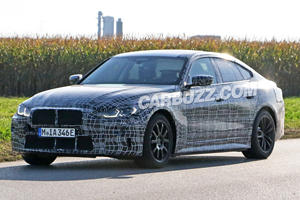 BMW i4 Looks Nearly Production Ready
