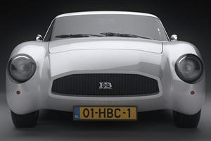 HB Coupe is Ready for Production