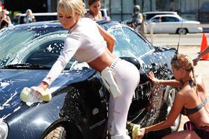 5 Odd Car Wash Clips