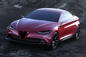 Alfa Romeo GTL Could Be Italy's Answer To BMW M4