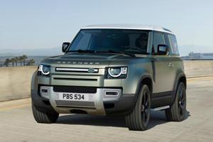 $100k Land Rover Defender Guns For Mercedes G-Class