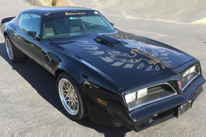 Famous Pontiac Trans Am Seized By The Feds