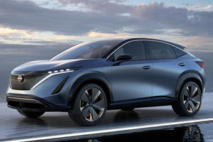 Say Hello To The Nissan Ariya: A Glimpse Into Nissan's Future