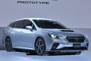 Subaru Levorg Concept Is The WRX Wagon We Want