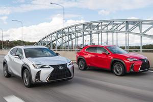 Lexus May Build Even Smaller Cars