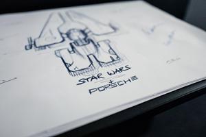 Porsche Designing Starship For Star Wars Episode 9