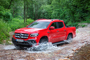 Nissan Ready To Help With Mercedes X-Class