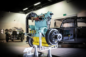 Bentley Brings Century-Old Engine Back To Life