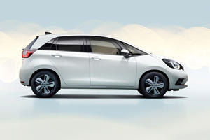All-New Honda Fit Unveiled With Hybrid-Only Power