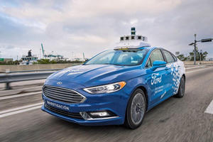 Americans Can't Wait To Eat In Self-Driving Cars