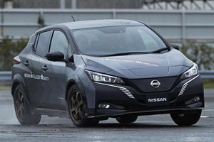 Next Nissan Leaf Will Take Quantum Leap Forward