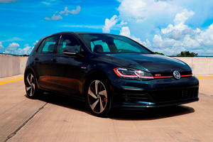 Volkswagen Golf GTI Gets Price Increase for 2020