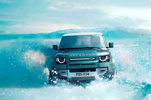 BMW V8 Set To Power Potent Land Rover Defender SVR