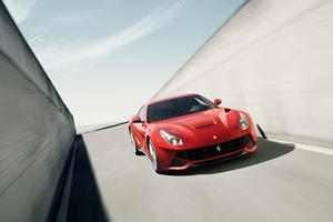 Patent Reveals Ferrari V12 Isn't Dead Yet