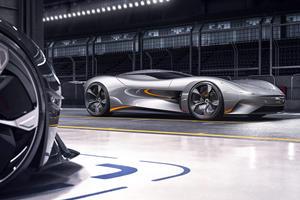 Jaguar Reveals Stunning 1,000-HP Concept