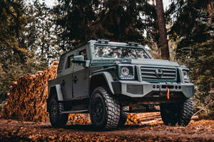 This Is The Mercedes G500 4x4 Squared On Steroids